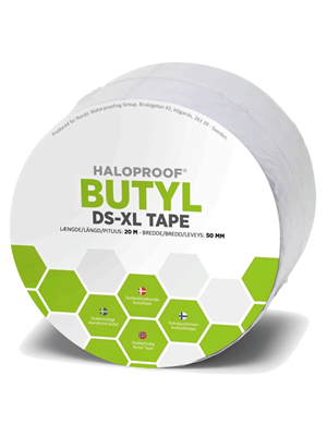 Haloproof Butyl DS-XL Tape. PNG