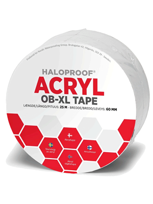 Haloproof Acryl OB-XL Tape. PNG
